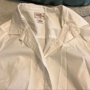 J Crew Oxford White Button Down
